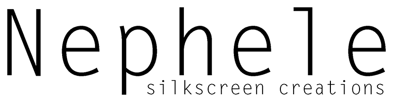 Nephele Silkscreen Creations